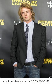 """LOS ANGELES - JAN 6:  Graham Rogers  at the """"Struck by Lightening"""" Premiere at the Chinese Cinema 6 Theaters on January 6, 2013 in Los Angeles, CA"""