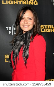 """LOS ANGELES - JAN 6:  Italia Ricci  at the """"Struck by Lightening"""" Premiere at the Chinese Cinema 6 Theaters on January 6, 2013 in Los Angeles, CA"""