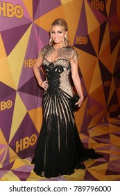 LOS ANGELES - JAN 7:  Carmen Electra at the HBO Post Golden Globe Party 2018 at Beverly Hilton Hotel on January 7, 2018 in Beverly Hills, CA