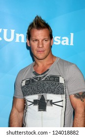 LOS ANGELES - JAN 7:  Chris Jericho attends the NBCUniversal 2013 TCA Winter Press Tour at Langham Huntington Hotel on January 7, 2013 in Pasadena, CA