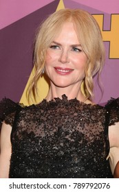 LOS ANGELES - JAN 7:  Nicole Kidman at the HBO Post Golden Globe Party 2018 at Beverly Hilton Hotel on January 7, 2018 in Beverly Hills, CA