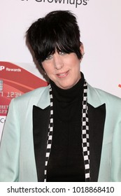 LOS ANGELES - JAN 8:  Diane Warren at the AARP's 17th Annual Movies For Grownups Awards at Beverly Wilshire Hotel on January 8, 2018 in Beverly Hills, CA