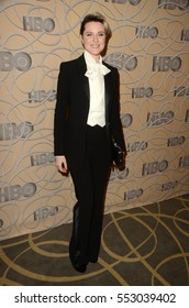 LOS ANGELES - JAN 8:  Evan Rachel Wood at the HBO Golden Globes After-Party at Circa 55 at Beverly Hilton Hotel on January 8, 2017 in Beverly Hills, CA