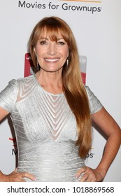 LOS ANGELES - JAN 8:  Jane Seymour at the AARP's 17th Annual Movies For Grownups Awards at Beverly Wilshire Hotel on January 8, 2018 in Beverly Hills, CA