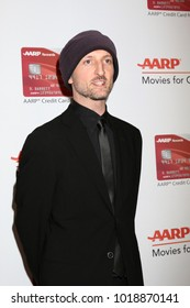 LOS ANGELES - JAN 8:  Michael Gracey at the AARP's 17th Annual Movies For Grownups Awards at Beverly Wilshire Hotel on January 8, 2018 in Beverly Hills, CA