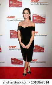 LOS ANGELES - JAN 8:  Molly Bloom at the AARP's 17th Annual Movies For Grownups Awards at Beverly Wilshire Hotel on January 8, 2018 in Beverly Hills, CA