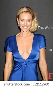 LOS ANGELES - JAN 8:  Nicky Whelan at the Weinstein And Netflix Golden Globes After Party at Beverly Hilton Hotel Adjacent on January 8, 2017 in Beverly Hills, CA