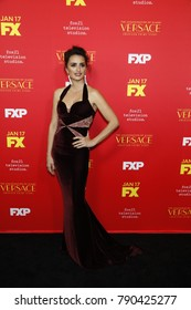 """LOS ANGELES - JAN 8:  Penelope Cruz at the """"The Assassination of Gianni Versace: American Crime Story"""" Premiere Screening at the ArcLight Theater on January 8, 2018 in Los Angeles, CA"""