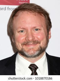 LOS ANGELES - JAN 8:  Rian Johnson at the AARP's 17th Annual Movies For Grownups Awards at Beverly Wilshire Hotel on January 8, 2018 in Beverly Hills, CA