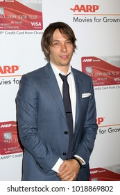 LOS ANGELES - JAN 8:  Sean Baker at the AARP's 17th Annual Movies For Grownups Awards at Beverly Wilshire Hotel on January 8, 2018 in Beverly Hills, CA