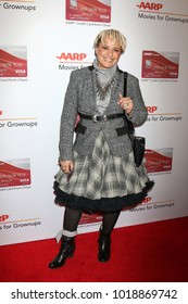 LOS ANGELES - JAN 8:  Shari Belafonte at the AARP's 17th Annual Movies For Grownups Awards at Beverly Wilshire Hotel on January 8, 2018 in Beverly Hills, CA
