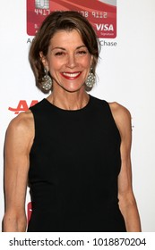 LOS ANGELES - JAN 8:  Wendie Malick at the AARP's 17th Annual Movies For Grownups Awards at Beverly Wilshire Hotel on January 8, 2018 in Beverly Hills, CA