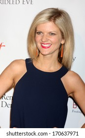 "LOS ANGELES - JAN 9:  Arden Myrin at the ""Derby Does Hollywood"" Kentucky Derby prelude party at London Hotel on January 9, 2014 in West Hollywood, CA"