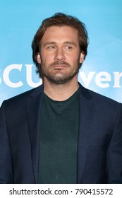 LOS ANGELES - JAN 9:  Clive Standen at the NBC TCA Winter Press Tour at Langham Huntington Hotel on January 9, 2018 in Pasadena, CA