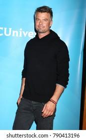 LOS ANGELES - JAN 9:  Josh Duhamel at the NBC TCA Winter Press Tour at Langham Huntington Hotel on January 9, 2018 in Pasadena, CA