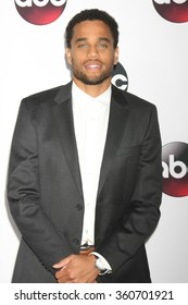 LOS ANGELES - JAN 9:  Michael Ealy at the Disney ABC TV 2016 TCA Party at the The Langham Huntington Hotel on January 9, 2016 in Pasadena, CA
