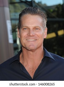 """LOS ANGELES - JUL 08:  Brian Van Holt arrives to the """"The Bridge"""" FX Series Premiere  on July 08, 2013 in Hollywood, CA"""