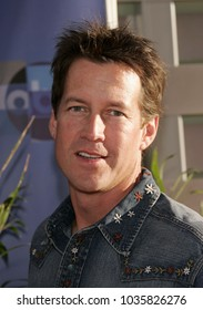 LOS ANGELES - JUL 13:  James Denton at the ABC Summer Press Tour Party 2004  on July 13, 2004 in Century City, CA.