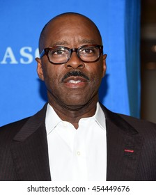 "LOS ANGELES - JUL 14:  Courtney B. Vance arrives to the ""Gleason"" Los Angeles Premiere on July 14, 2016 in Los Angeles, CA"