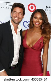 LOS ANGELES - JUL 16:  Guest, Crystle Stewart at the HollyRod Presents 18th Annual DesignCare at the Sugar Ray Leonard's Estate on July 16, 2016 in Pacific Palisades, CA