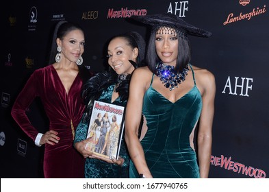 LOS ANGELES - JUL 17:  En Vogue at the Marie Westwood Magazine Summer Issue Launch at the Waldorf Astoria on July 17, 2019 in Beverly Hills, CA