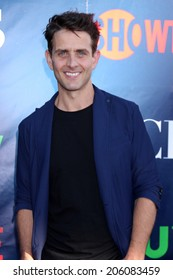 LOS ANGELES - JUL 17:  Joey McIntyre at the CBS TCA July 2014 Party at the Pacific Design Center on July 17, 2014 in West Hollywood, CA