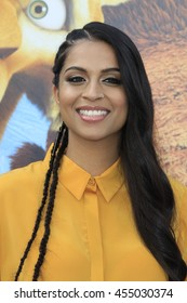 LOS ANGELES - JUL 17:  Lilly Singh at the 'Ice Age: Collision Course' at the 20th Century Fox Lot on July 17, 2016 in Los Angeles, CA
