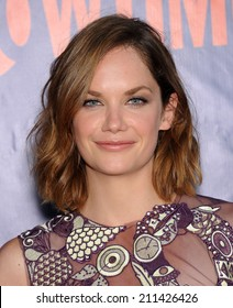 LOS ANGELES - JUL 17:  Ruth Wilson arrives to the CBS-CW-Showtime Summer TCA Press Tour 2014  on July7, 2014 in West Hollywood, CA.