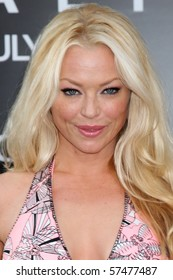 "LOS ANGELES - JUL 19:  Charlotte Ross arrives at the ""Salt"" Premiere at Grauman's Chinese Theater on July19, 2010 in Los Angeles, CA ...."