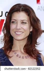 LOS ANGELES - JUL 19: Kate Walsh at the Much Love Animal Rescue fundraiser 'Bow Wow Wow' at the Playboy Mansion on July 19, 2008 in Los Angeles, California