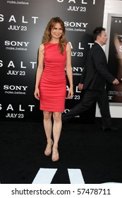 """LOS ANGELES - JUL 19:  Mary Lynn Rajskub arrives at the """"Salt"""" Premiere at Grauman's Chinese Theater on July19, 2010 in Los Angeles, CA ...."""