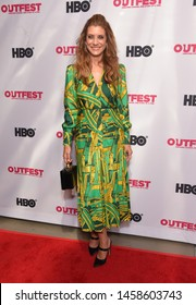 LOS ANGELES - JUL 20:  Kate Walsh arrives for the Outfest 'Sell By' Premiere on July 20, 2019 in Hollywood, CA