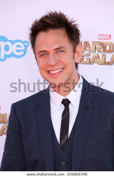 """LOS ANGELES - JUL 21:  James Gunn at the """"Guardians Of The Galaxy"""" Premiere at the Dolby Theater on July 21, 2014 in Los Angeles, CA"""