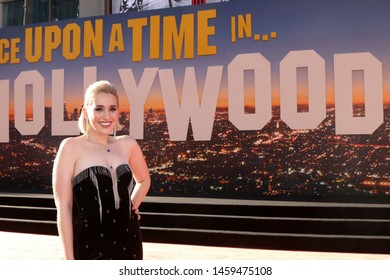 """LOS ANGELES - JUL 22:  Harley Quinn Smith at the """"Once Upon a Time in Hollywod"""" Premiere at the TCL Chinese Theater IMAX on July 22, 2019 in Los Angeles, CA"""