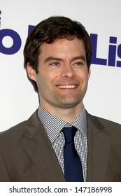 "LOS ANGELES - JUL 23:  Bill Hader arrives at  ""The To Do List"" Los Angeles Premiere at the Regency Bruin Theater on July 23, 2013 in Westwood, CA"