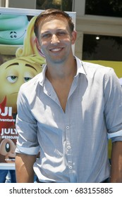 "LOS ANGELES - JUL 23:  Matt Seffanina at ""The Emoji Movie"" Premiere at the Village Theater on July 23, 2017 in Westwood, CA"