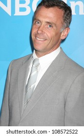 LOS ANGELES - JUL 24:  David Eigenberg arrives at the NBC TCA Summer 2012 Press Tour at Beverly Hilton Hotel on July 24, 2012 in Beverly Hills, CA