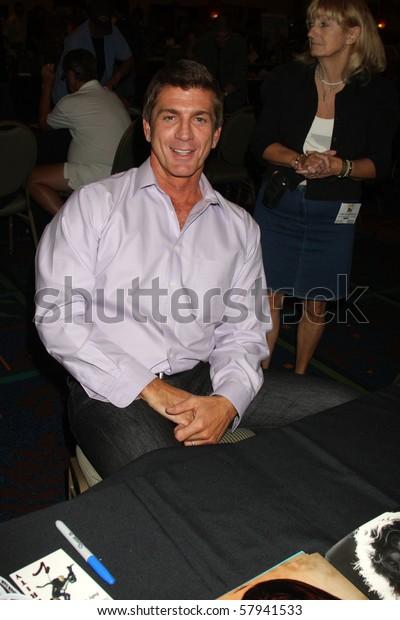 Los Angeles Jul 24 Joe Lando Stock Photo (Edit Now) 57941533