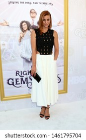 "LOS ANGELES - JUL 25:  Cassidy Freeman at the ""The Righteous Gemstones"" Premiere Screening at the Paramount Theater on July 25, 2019 in Los Angeles, CA"