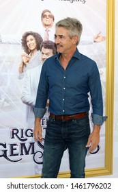 "LOS ANGELES - JUL 25:  Dermot Mulroney at the ""The Righteous Gemstones"" Premiere Screening at the Paramount Theater on July 25, 2019 in Los Angeles, CA"