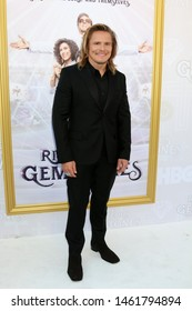 "LOS ANGELES - JUL 25:  Tony Cavalero at the ""The Righteous Gemstones"" Premiere Screening at the Paramount Theater on July 25, 2019 in Los Angeles, CA"