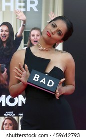 "LOS ANGELES - JUL 26:  Lilly Singh at the ""Bad Moms"" Los Angeles Premiere at the Village Theater on July 26, 2016 in Westwood, CA"
