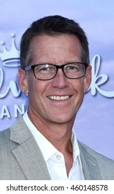 LOS ANGELES - JUL 27:  James Denton arrives to the Hallmark Channel and Hallmark Movies and Mysteries Summer 2016 TCA Press Tour Event  on July 27, 2016 in Beverly Hills, CA