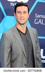 LOS ANGELES - JUL 27:  Pablo Schreiber at the 2014 Young Hollywood Awards  at the Wiltern Theater on July 27, 2014 in Los Angeles, CA