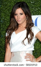 LOS ANGELES - JUL 28:  Ashley Tisdale arrives at the 2010 CBS, The CW, Showtime Summer Press Tour Party  at The Tent Adjacent to Beverly Hilton Hotel on July28, 2010 in Beverly Hills, CA ...