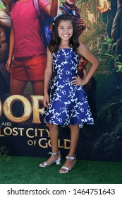 """LOS ANGELES - JUL 28:  IMG at the """"Dora and the Lost City of Gold"""" World Premiere at the Regal LA Live on July 28, 2019 in Los Angeles, CA"""