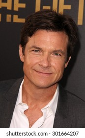 """LOS ANGELES - JUL 30:  Jason Bateman at the """"The Gift"""" World Premiere at the Regal Cinemas on July 30, 2015 in Los Angeles, CA"""