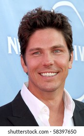 LOS ANGELES - JUL 30:  Michael Trucco  arrives at the 2010 NBC Summer Press Tour Party at Beverly Hilton Hotel on July 30, 2010 in Beverly Hills, CA ...