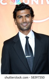 LOS ANGELES - JUL 30:  Sendhil Ramamurthy  arrives  at the 2010 NBC Summer Press Tour Party at Beverly Hilton Hotel on July 30, 2010 in Beverly Hills, CA...