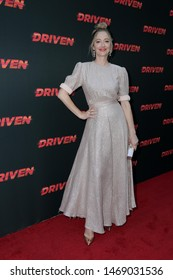 """LOS ANGELES - JUL 31:  Judy Greer at the """"Driven"""" Los Angeles Premiere at the ArcLight Hollywood on July 31, 2019 in Los Angeles, CA"""